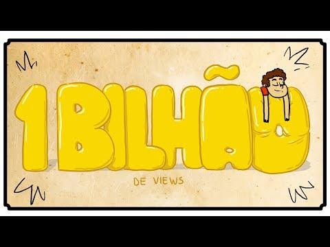 5 MANEIRAS DE COMEMORAR 1 BILHÃO DE VIEWS