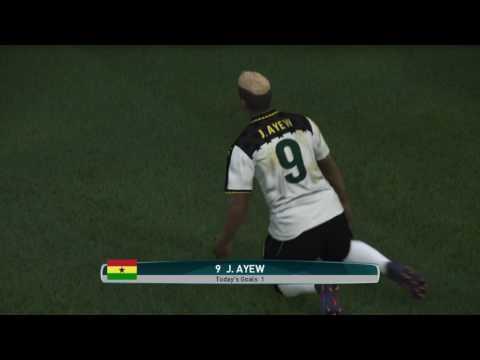Ghana Counter Attack