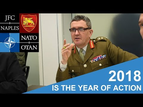 Deputy Supreme Allied Commander Europe at JFC Naples