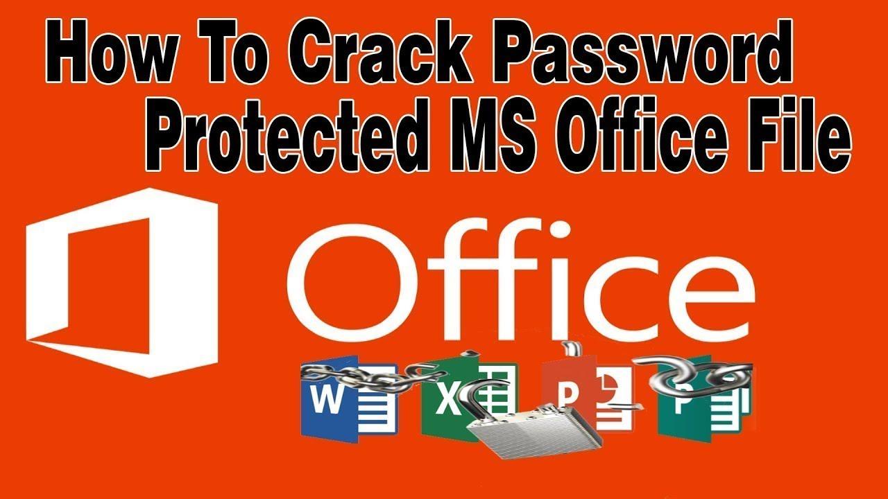 Tips: Phá mật khẩu không cho chỉnh sửa file trong office trong 2 nốt nhạc