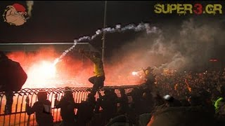 6.000 ARIS fans in Veroia | SUPER3 Official