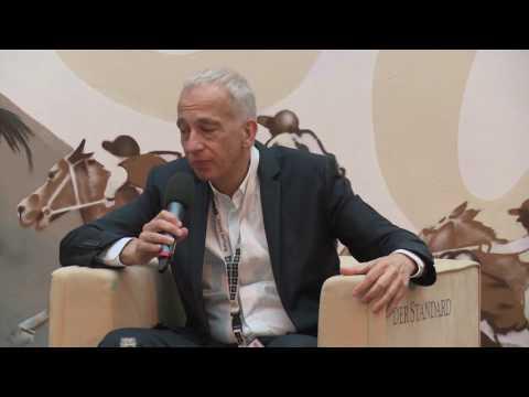 "Vienna Humanities Festival: Michael Landau ""Solidarität"""