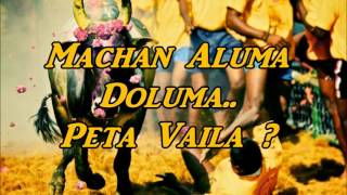 Download Hindi Video Songs - Jallikattu Kalayada Song - A Support For Jallikattu