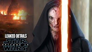 Star Wars Episode 9 Snoke's Resurrection! Leaked Hint Revealed (Star Wars News)
