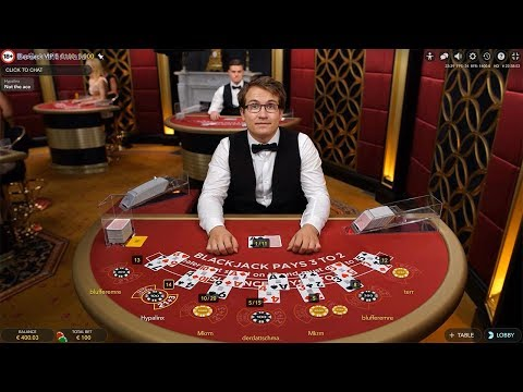 More Live Dealer Casino Blackjack Stream Highlights