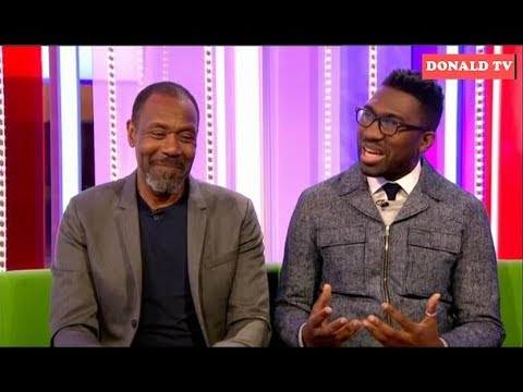 BBC The One Show 21/02/2019 Sir Lenny Henry and Kwame Kwei-Armah
