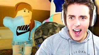 I'm IN THE ULTIMO GUEST 4!! (La grande guerra - Un triste film Roblox)