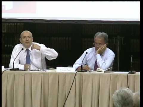 Incontro con Romano Prodi