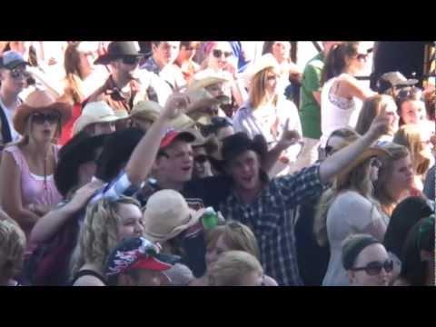 Experience the Cavendish Beach Music Festival