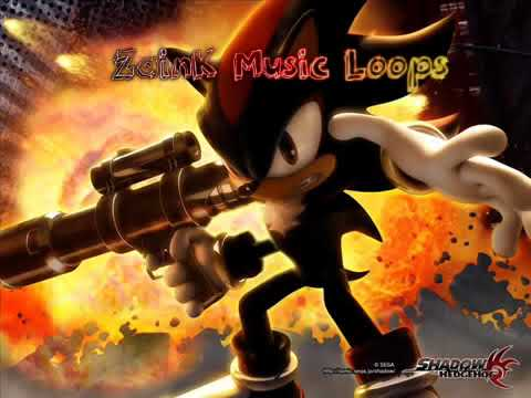 I Am... All of Me by Crush 40 (Main Theme of Shadow the Hedgehog) 10 Hour Loop