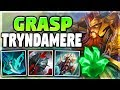 THE BEST SEASON 8 TRYNDAMERE BUILD | USE THIS TO SOLO CARRY - League of Legends