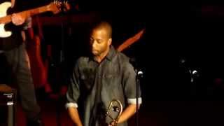 Trombone Shorty - Fire on the Bayou - at Neville Brothers final concert