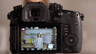 Lumix GH5 -  How to use Slow Mo VFR Function