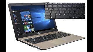 Jak vyměnit klávesnici v notebook