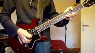 Lynyrd Skynyrd, You got that right, french guitar cover