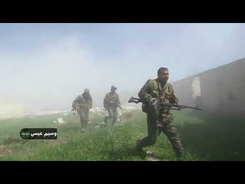 Syria | Live Combat Footage From Ain Tarma in Eastern Ghouta