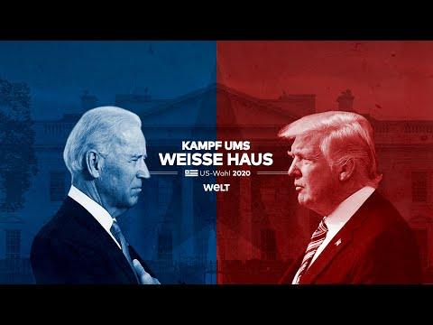 US-WAHL 2020: Sensationelle Wende deutet sich an - Jetzt liegt Joe Biden hauchdünn vorn