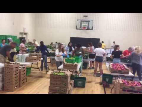 Providing Fresh, Healthy Food to families in need all across Oakville