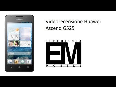 Huawei Ascend g525 recensione ita da EsperienzaMobile