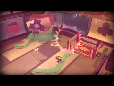Tearaway Unfolded Part 4: Grocer's Barn