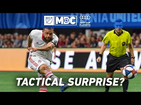 MLS Cup Final 2019: Does Toronto Have Tactics on Their Side?   Matchday Central