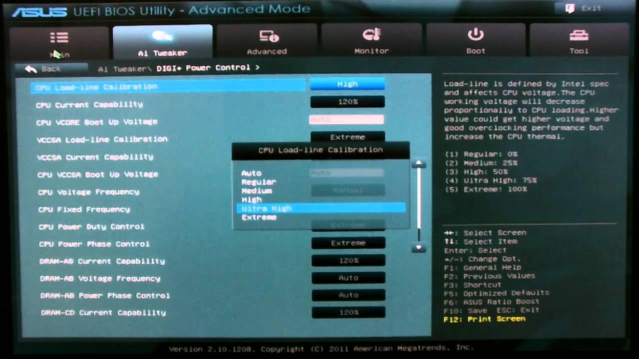 Asus SaberTooth x79 BIOS 1203 64 BIT Driver
