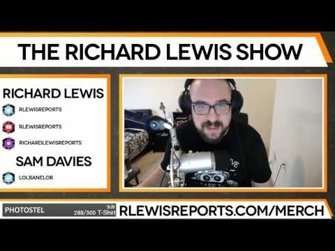 The Richard Lewis Show #84: I Reach For My Beretta