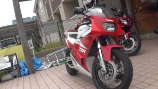 峠最速は、さんま TZR250SP 後方排気 3MA TZR250 Racing Club YAMAHA ヤマハ・TZR タイムボカンの常連 https://youtu.be/d95xD6eVDvc.
