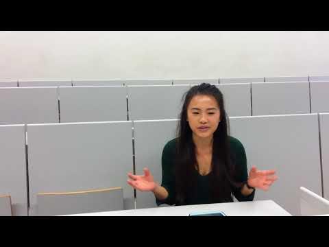Interview exchange student