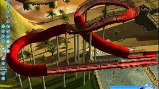 Rollercoaster Tycoon 3, Soaked!, Career Mode, Scenario 1; Captain Blackheart