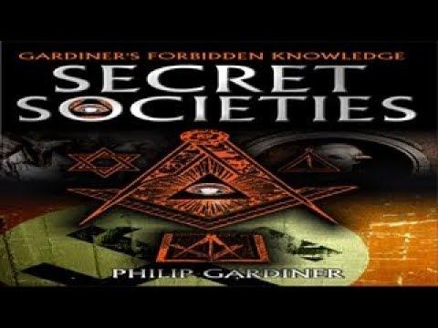 Secret Societies - Philip Gardiner - Knights Templar, Freemasons, Illuminati, Bilderbergers - WATCH!