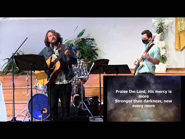 2021.04.11 Contemporary Worship Service