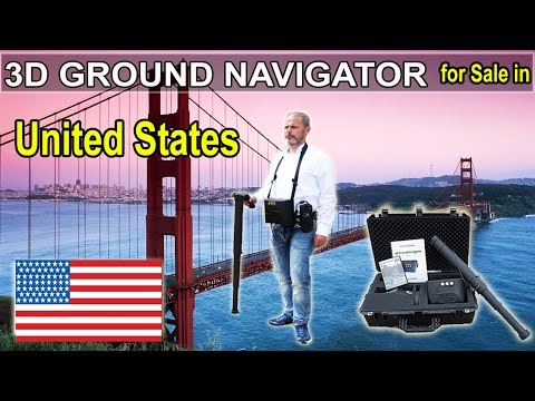 3D Ground Navigator price in United states