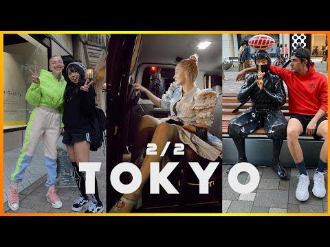 TOKYO VLOG PART 2 | YÜZ BEYAZLATAN KREM ALDIM, KEDİ EVİ VE TAPINAKLAR