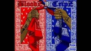 Bloods & Crips - Rip a Crab in half