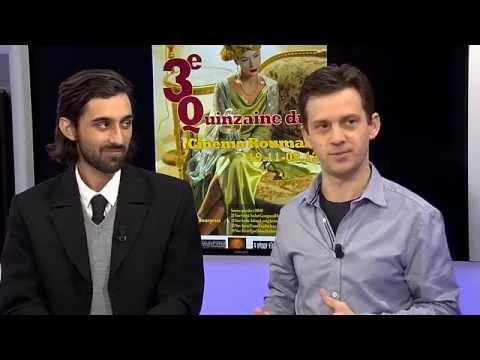Cinéma Roumain Strasbourg - 3e Quinzaine - Iolanda Bădiliță, Dorel Toderici, Călin Sas