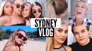 SYDNEY VLOG | Meeting YouTubers, Poking an Eyeball Out & Car Chats