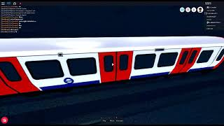 ROBLOX: Mind The Gap, Sub-Surface Train ride from Wayholt to Beaufort Road