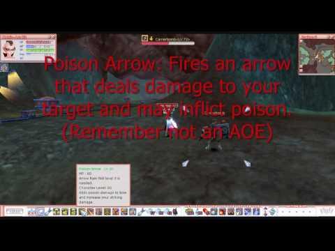 Flyff Acrobat/Ranger/Jester Skills+Guide In Description