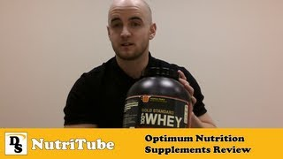 Optimum Nutrition Supplements Review - Discount Supplements ™