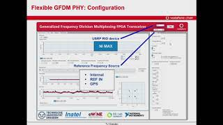 GFDM transceiver video tutorial