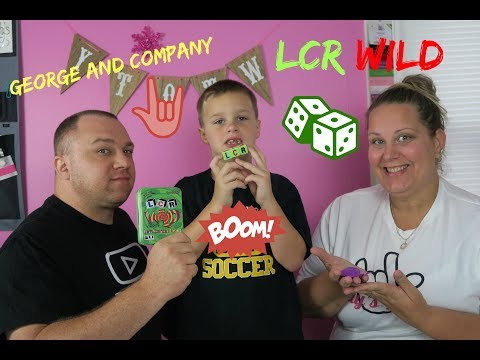 WE ARE HOOKED ON LCR