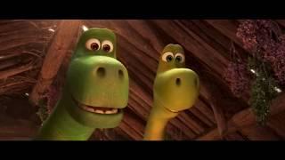 The Good Dinosaur (Hodný dinosaurus) - Arlo's birth (Narození Arla) (Czech) HD