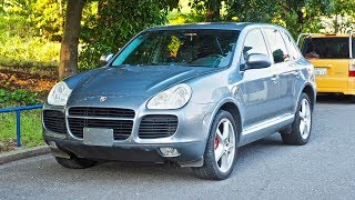 2003 Porsche Cayenne Turbo (Canada Import) Japan Auction Purchase Review