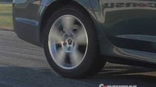 Pontiac G8 Review from Consumer Reports
