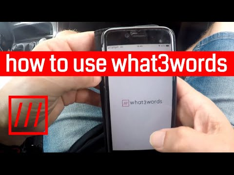 How To Use What3Words