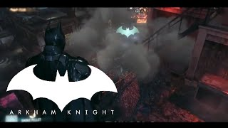 Batman Arkham Knight Badass Stealth & Combat | Most Wanted Missions #2