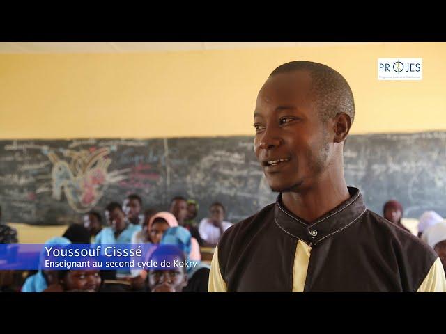 Témoignages des bénéficiaires des écoles réhabilitées dans la Région de Ségou