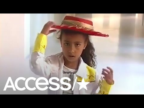 North West Shows Off Her Cowgirl Swag In Homemade 'Old Town Road' Music Video: See Her Dance Moves! Mp3
