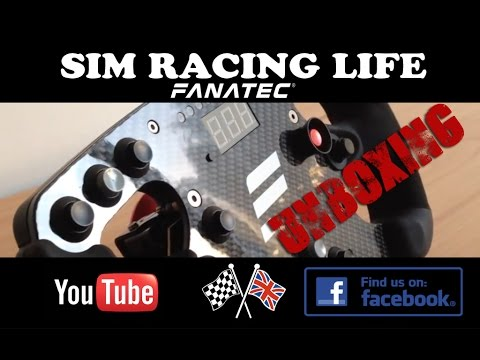 Repeat Fanatec replacement shifter by Sim Racing Machines
